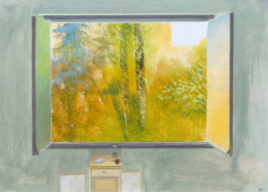 David Tindle - Sketch for le Golher Series