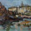 Nicholas Horsfield - Dieppe Harbour