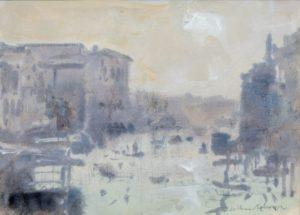 William Selwyn -View from Rialto Bridge - 7 Art