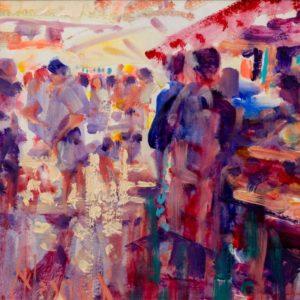 Evening Study Ganges Market France - Arthur maderson - Front